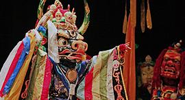Mongolian Art Exhibition -- Wrathful Deities