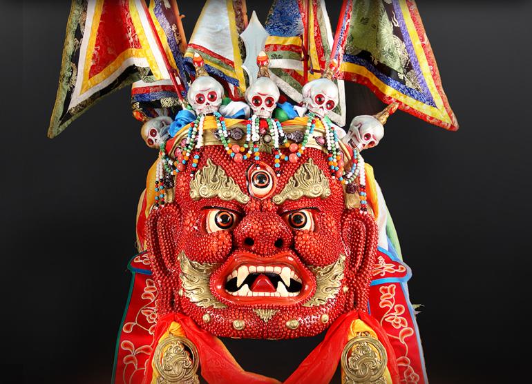 Mongolian Art Exhibition --